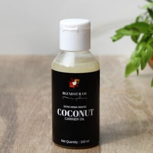 coconut oil , organic coconut oil , extra virgin coconut oil , blend it raw beauty