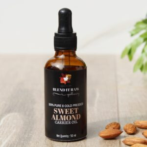 organic almond oil, sweet almond oil, almond oil