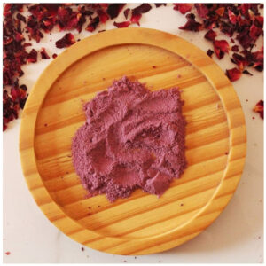 blend it raw beauty, blend it raw apothecary, rose powder, kannauj roses