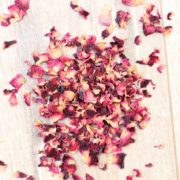 dried rose petals , rose petals , organic rose petals , blend it raw beauty