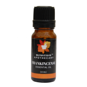 frankincense essential oil, blend it raw apothecary, blend it raw beauty, steam distilled essential oils