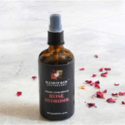 Organic Rose Hydrosol- Blend It Raw Apothecary