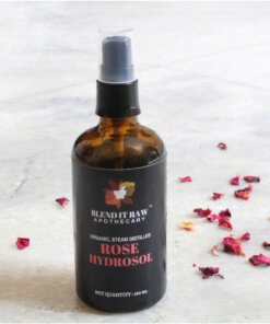 blend it raw apothecary, blend it raw beauty, organic hydrosols, hydrosols in India