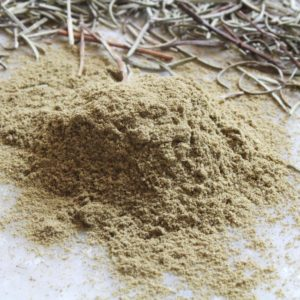 organic rosemary, rosemary powder for hair, rosemary for hair growth, blend it raw beauty