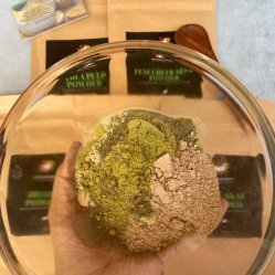 DIY AYURVEDIC HAIR MASK KIT