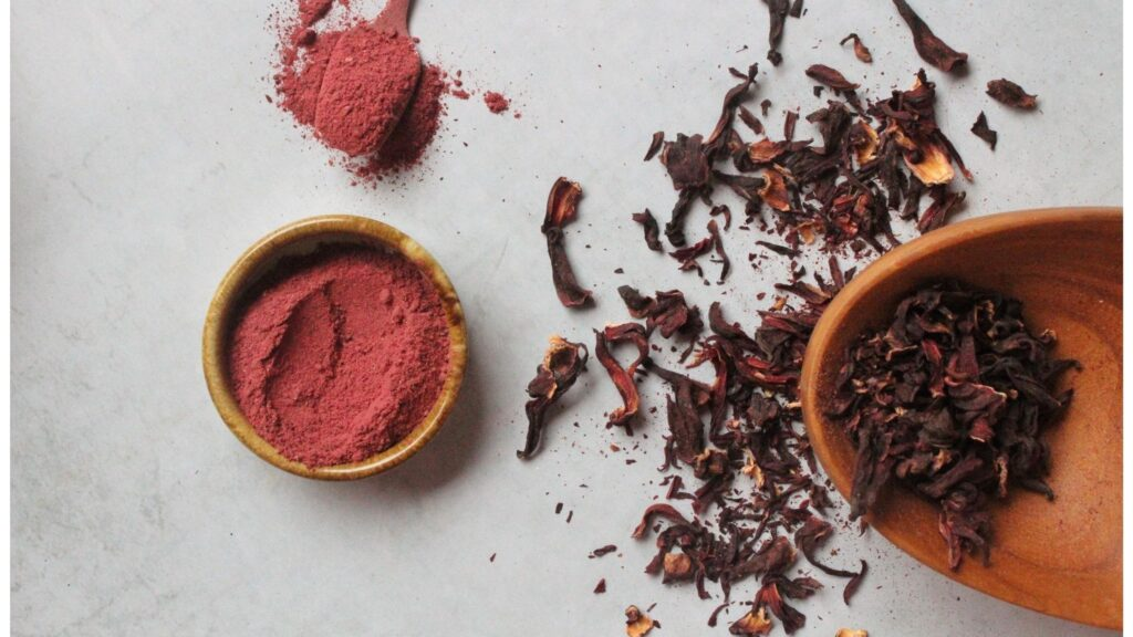 Hibiscus Powder for skin and hair